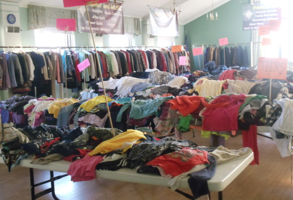 Rummage Sale St John S Church Make Your Own Beautiful  HD Wallpapers, Images Over 1000+ [ralydesign.ml]