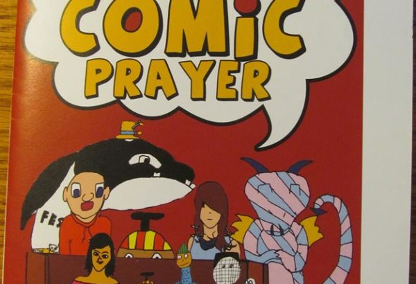 Book of Comic Prayer