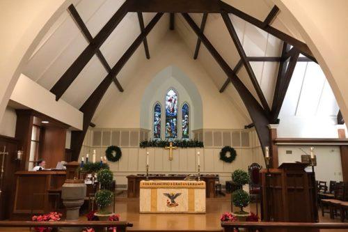 How we love our parish